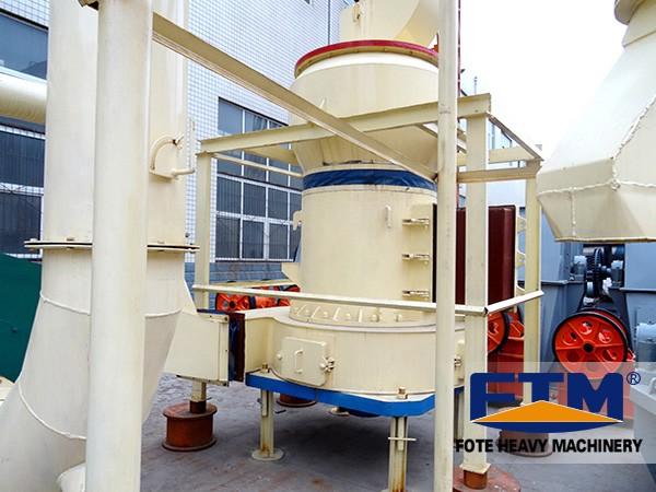 3000 Mesh Vertical Roller Mill for Stone Powder Grinding