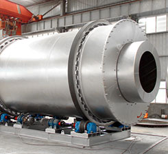 Three-Drum Dryer