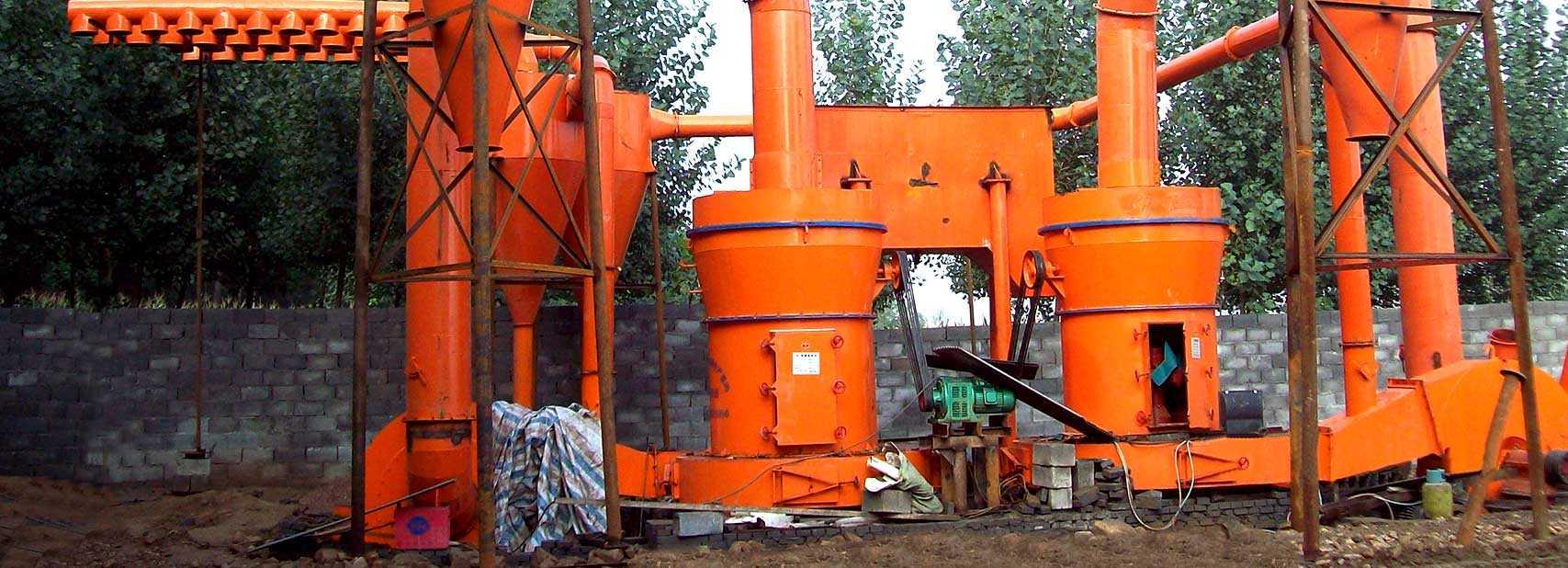 HGM Superfine Powder Grinding Mill - FTM Mining Machine