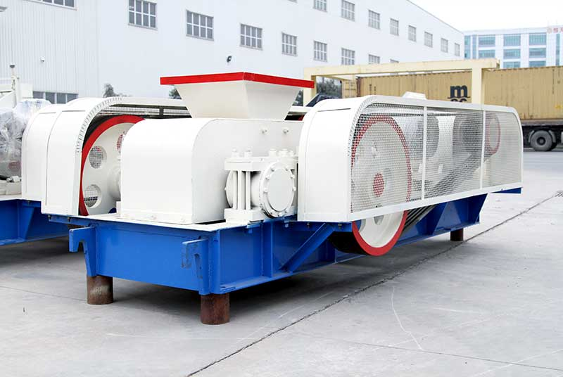FTM toothed roll crusher