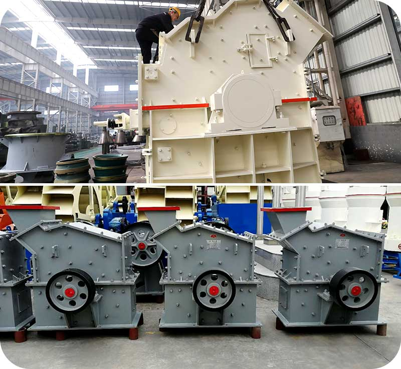 different types of tertiary crushers