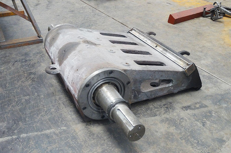wear part of the jaw crusher